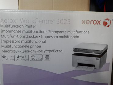 XEROX 3025 Printer-Scener - nov - Belgrade