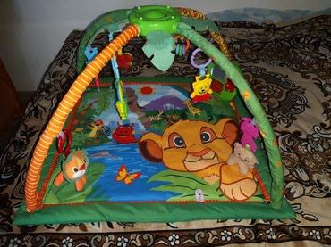 Продаю развивающий коврик состояние в Лебединовка