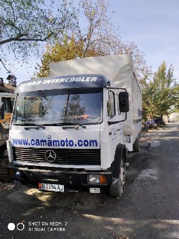 Грузовые перевозки - Сокулук: Услуги перевозок по городу и по регионам Кыргызстана до 10 тонн