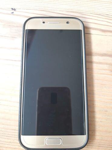 Samsung j - Azərbaycan: İşlənmiş Samsung Galaxy A5 2017 32 GB qızılı