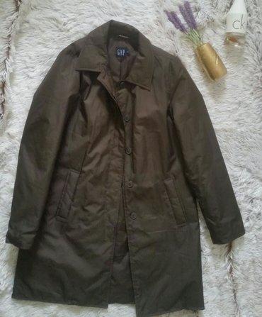 Kišni kaputi | Srbija: Gap jakna/ mantil. Naznacena velicina XS ali oversized model pa