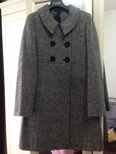 шерстяные одеяла в Кыргызстан: Шерстяное пальто! Турция! Размер S!