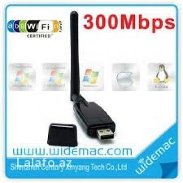 Bakı şəhərində 300 mb wifi adaptor satilir...