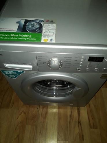 Bakı şəhərində İkitərəfli Avtomat Washing Machine LG 6 kq.