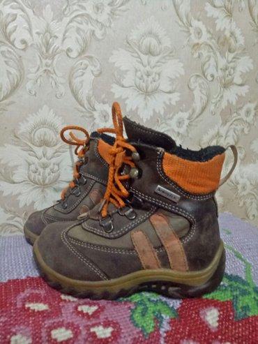 Продаю деми ботиночки утепленные в в Бишкек