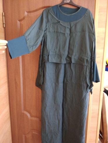 Продаю платье длинное Италия сверху в Бишкек