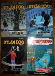 Aston-martin-db11-5-2-at - Srbija: Dylan Dog i Martin Mystere. Dylan Dog strip Mater Morbi, Dylan Dog