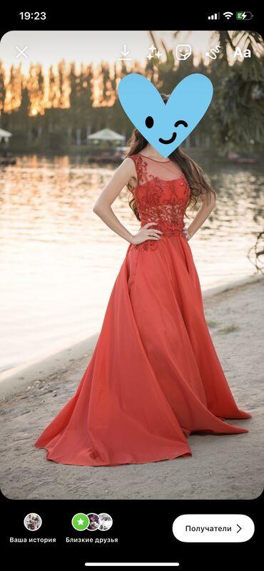 платья вечерние in Кыргызстан | МАТЕРИНСКИЕ ПЛАТЫ: Продаю вечернее платье 36 размер Турция. Одевалось единожды на фотосес