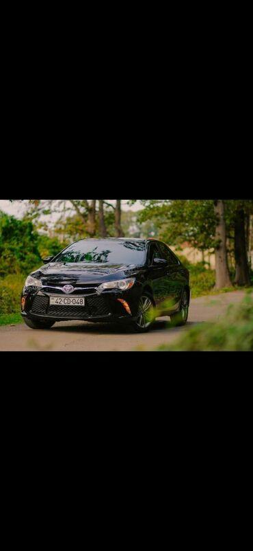 рулевая рейка камри в Азербайджан: Toyota Camry 2.5 л. 2016 | 87000 км