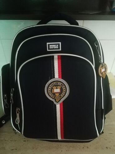 Спорт и отдых в Лебединовка: Бу рюкзак в хорошем состоянии для начальных классов 600сом