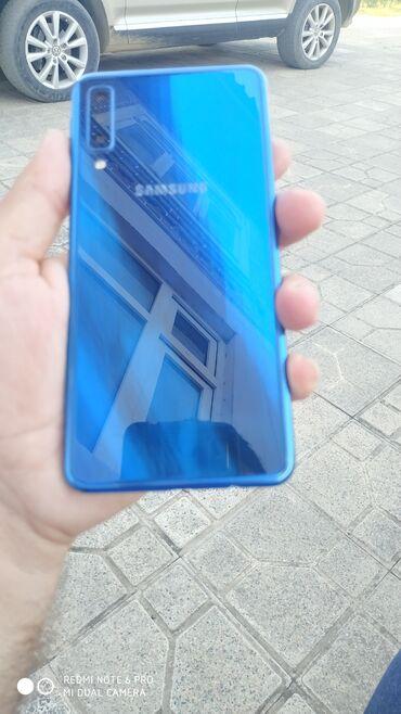 Elektronika Masallıda: Samsung A7 128 GB yaşıl