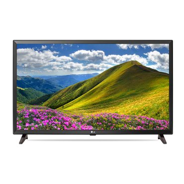 Телевизор LG 32LJ610v Smart TV DVB-T2 32 Full HD черный в Бишкек