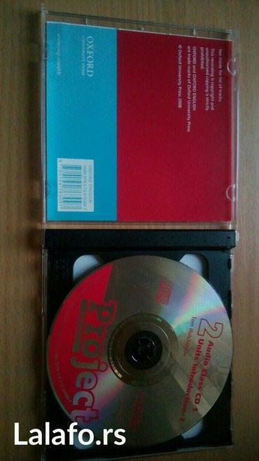 Project 2, Oxford, adio disk za praćenje programa iz udžbenika - Beograd - slika 2