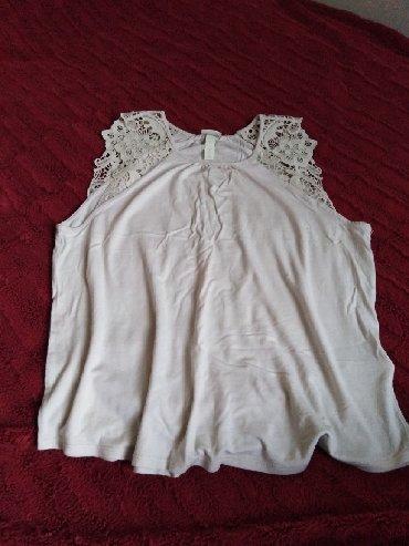 Ženska odeća | Crvenka: HM majica bez rukava s velicina