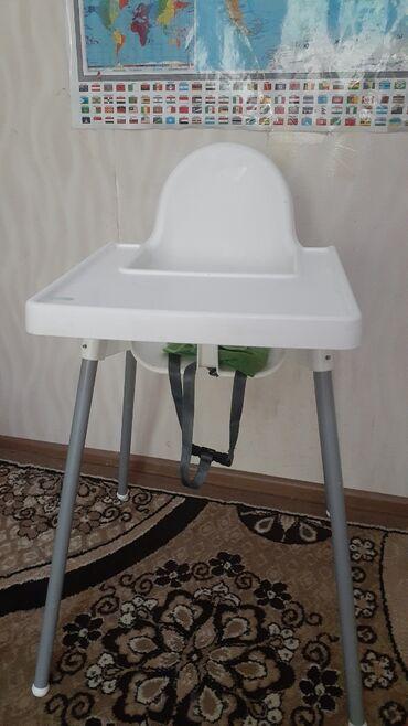 стулья для гостинной недорого в Кыргызстан: Продается стульчик для кормления в отличном состоянии