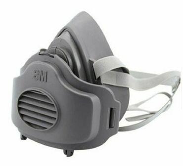 3М Респиратор высокая степень защиты 95-97%  Фильтр меняется!