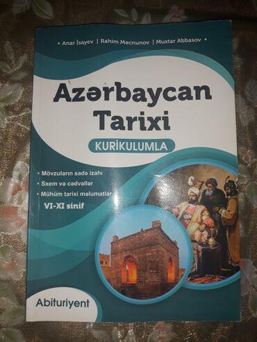 Azərbaycan və ümumi tarix kitabları Anar İsayev heç işlənməyib
