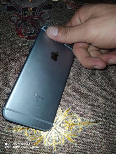 s 6 edge - Azərbaycan: İşlənmiş iPhone 6s 16 GB Qara (Jet Black)