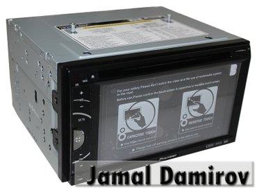 Bakı şəhərində Universal dvd-monitor. универсальный dvd-монитор.