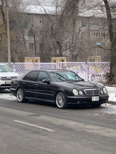 Mercedes-Benz E 430 4.3 л. 1999 | 222000 км