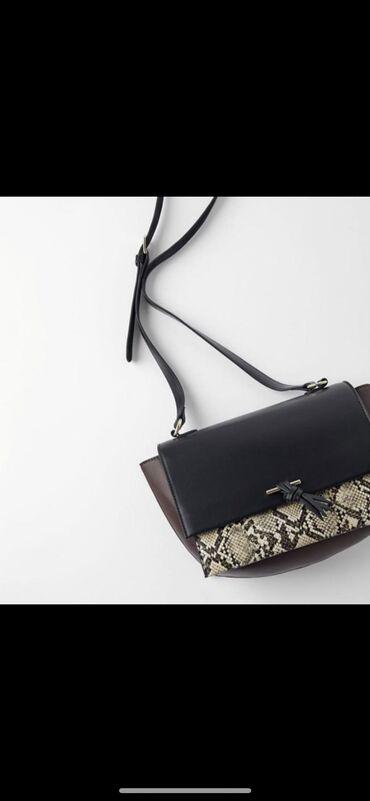 сумка-в-багажник в Кыргызстан: Новая сумка Zara