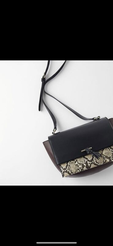 Новая сумка Zara
