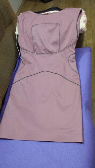 Nova P S haljina, veličina 40, struk 80 cm, dužina 90cm, postavljena,  - Velika Plana