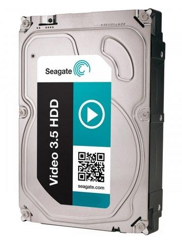 "Seagate 2TB Video HDD 3.5"" SATAMarka: SeagateModel: 2TB Video"