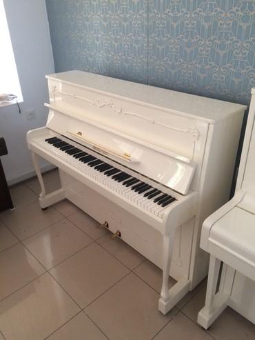 almaniyada ev alqi satqisi - Azərbaycan: Piano satılır Almaniya istehsalı