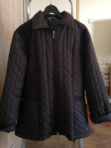 Prolwćna jakna. XL