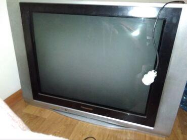 Продам 2 телевизора.1 серый большой Panasonic и 2й поменьше lgЦена