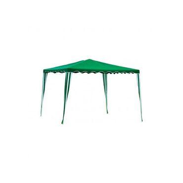 Тент-шатер GK-005 без москитной сетки  Основные характеристики:  Форма