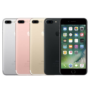 Iphone 7 Plus Original (32GB) 6 MHNEΣ