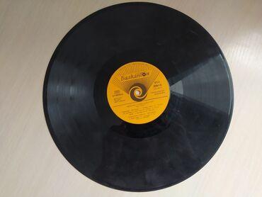 пластинки в Кыргызстан: Музыкальные пластинки, не виниловые,ссср