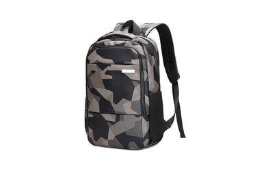 Мужской рюкзак в стиле городской камуфляжХорошее качествоЛегкий