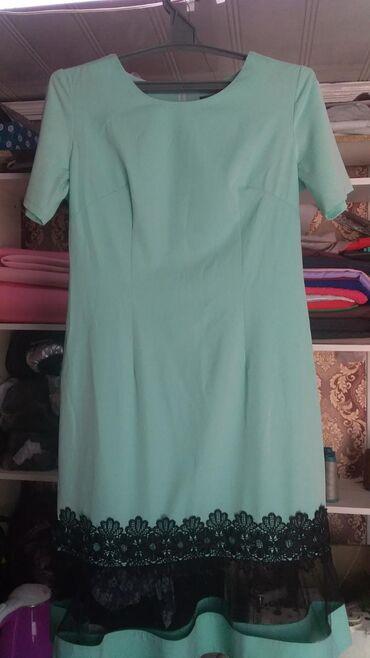 Женская одежда - Джал: Новое. Платье.размер 48. За 500 сом
