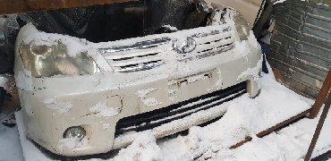 белая chery в Кыргызстан: Нускат тойота раум белый цвет Toyota raum