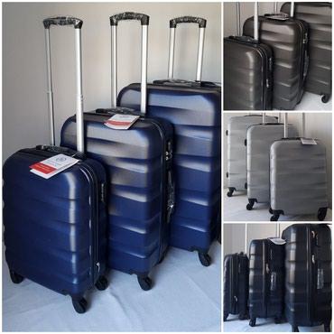 Nova kolekcija kofera od ABS plastike marke ORMI - BONTOUR - Belgrade