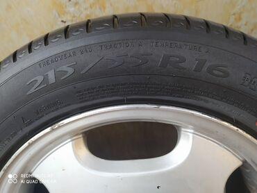 купить шины 26570 r16 в Кыргызстан: Диски с летними шинами R16 от Лупаря, состояние идеальные. С шинами