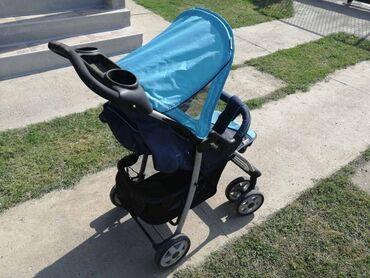 Kolica za decu - Srbija: Na prodaju decija kolica marke hauck u odlicnom stanju, jako malo