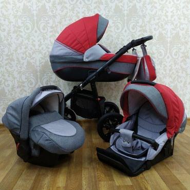 детские коляски 2 в 1 в Кыргызстан: Детская коляска Adamex Neonex 3в 1удобна для малыша имамы. ⠀  Уне
