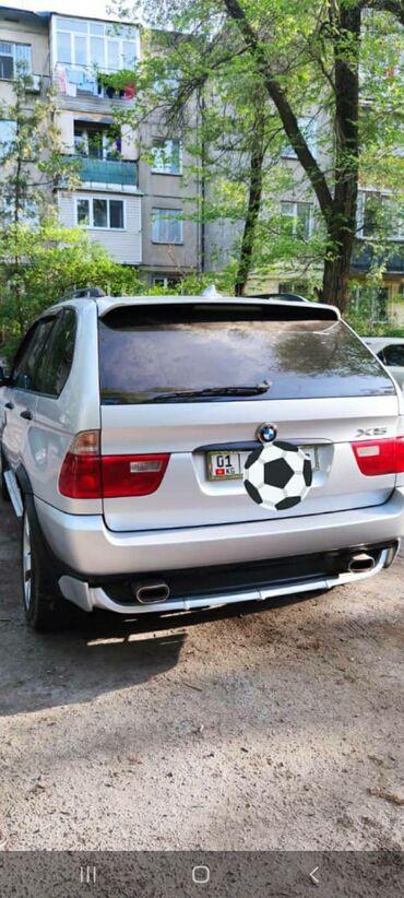BMW X5 3 л. 2005