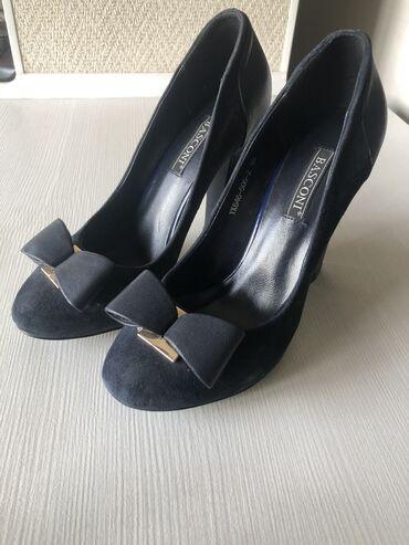 Туфли basconi 36 размер, каблук 11 см, в зорошем состоянии