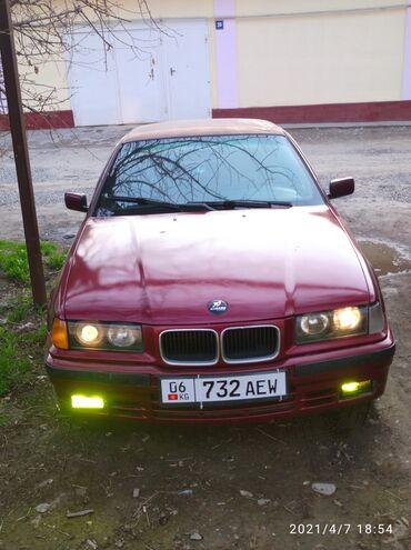 BMW - Седан - Бишкек: BMW M3 1.8 л. 1993 | 999999999 км