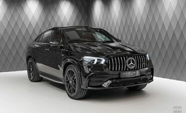 audi coupe 21 mt - Azərbaycan: Mercedes-Benz GLE-Class AMG 5.3 l. 2020