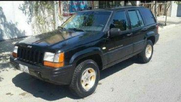 Jeep Azərbaycanda: Jeep Grand Cherokee 4 l. 1997 | 530000 km