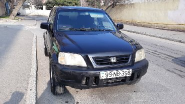- Azərbaycan: Honda CR-V 2 l. 1998 | 278000 km