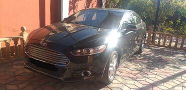 Ford Fusion 1.5 l. 2014 | 127000 km