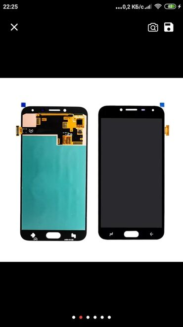 Samsung Galaxy j4 ekran +sensorSamsung Galaxy J4 + 2018 J4 Plus J415