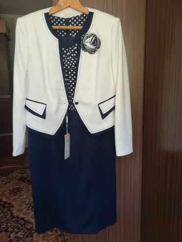 Платье костюм производство Пекин новое размер 44 46 в Бишкек